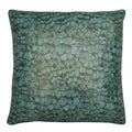 Polly Peacock Feather Fill Pillow