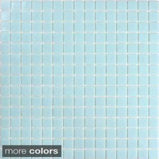 Classic Tesserae 12.875-inch Glass Tiles (Pack of 10)