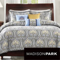 Madison Park Flora 6-piece Duvet Cover Set