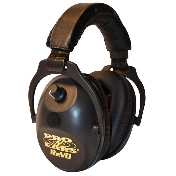 ReVO Electronic Black