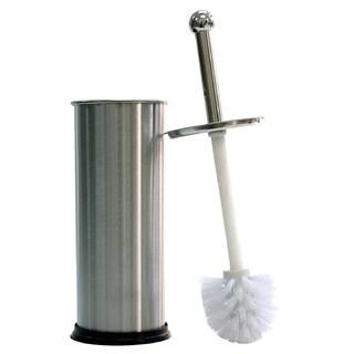 Stainless Steel Toilet Brush and Holder Set