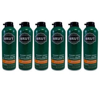 Brut Tri-Guard Formula 9.5-ounce Balancing Shaving Lotion (Pack of 6)