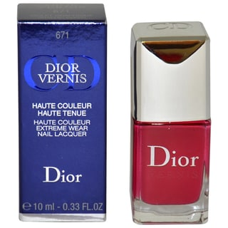 Dior Vernis Graphic Berry Nail Lacquer