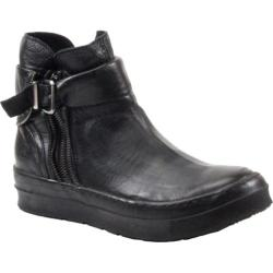 Women's Bronx Your All In Black Nappa Leather