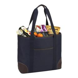 Picnic at Ascot Extra Large Insulated Tote Classic Navy
