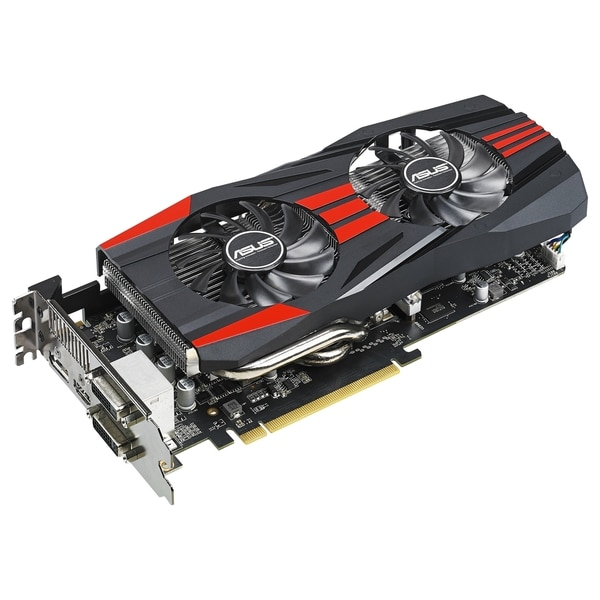 Asus R9270X-DC2T-2GD5 Radeon R9 270X Graphic Card - 1.12 GHz Core - 2