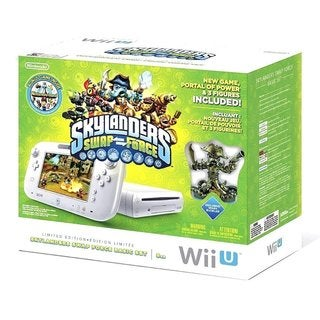 Nintendo Wii U Skylanders SWAP Force Bundle