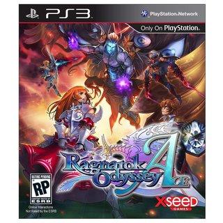 PS3 - Ragnarok Odyssey ACE