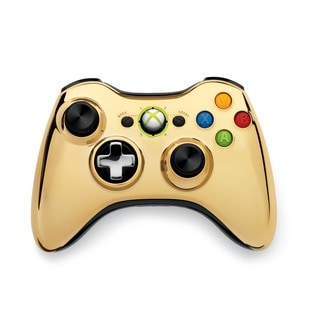 Xbox 360 Wireless Controller Gold