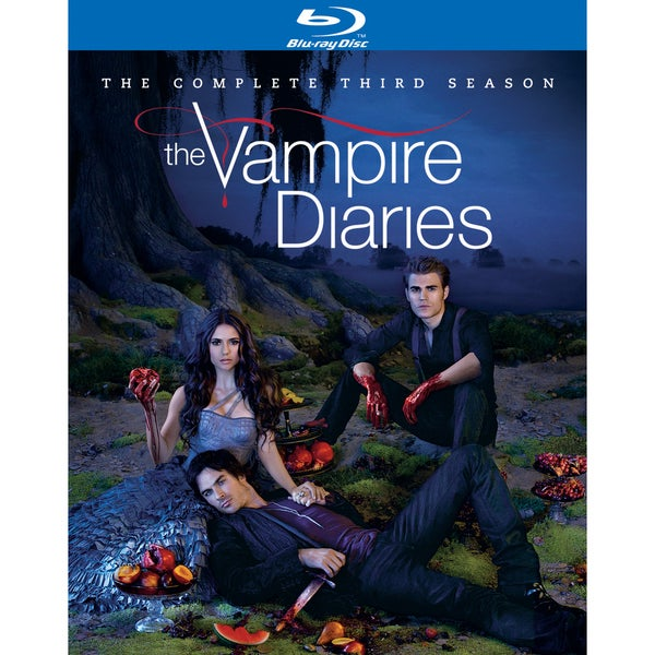 The Vampire Diaries: The Complete Third Season (Blu-ray Disc) 11979104