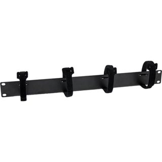 StarTech.com 1U Velcro Horizontal Server Rack Cable Management Panel