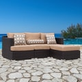 Sirio Morgan 4-piece Modular Outdoor Sofa Set