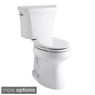 Kohler K-3989 Highline Comfort Height 2-piece Elongated Dual Flush Toilet