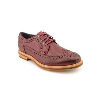 Cole Haan Men's 'Cooper Sq. Wingtip' Leather Casual Shoes