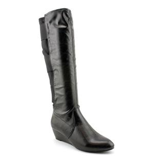 New York Transit Women's 'Now Me' Knee-High Faux Leather Boots