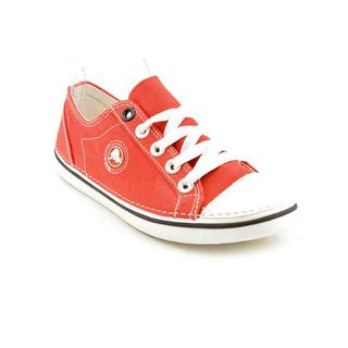 Crocs Women's 'Hover Lace Up' Canvas Casual Shoes