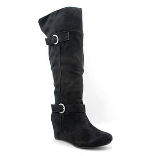 R2 By Report Women's 'Mackenzie' Faux Suede Boots