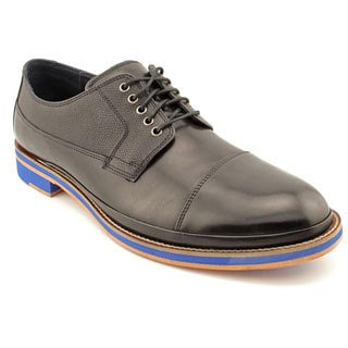 Cole Haan Men's 'South St. Cap Oxford' Black Leather Dress Shoes