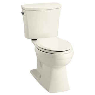 Kohler K-3754 Kelston Comfort Height 2-Piece Elongated 1.6 GPF Toilet
