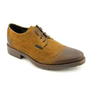 Clarks Men's 'Denton Dane' Nubuck Dress Shoes