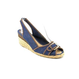 Lauren Ralph Lauren Women's 'Cameron' Fabric Sandals (Size 8 )