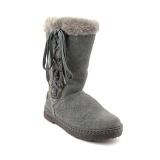 Bearpaw Women's 'Bristol' Regular Suede Boots (Size 5 )
