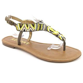 Report Women's 'Meryl' Fabric Sandals (Size 6.5 )