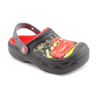 Crocs Boy (Youth) 'Cars glow-in-the-dark Clog' Synthetic Casual Shoes