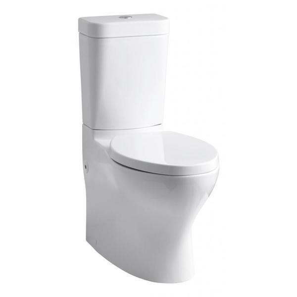 Kohler K-3753 Persuade Circ Comfort Height 2-piece Elongated Dual Flush Top Mount Actuator Toilet