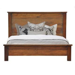 Hamshire Acacia Wood Bed