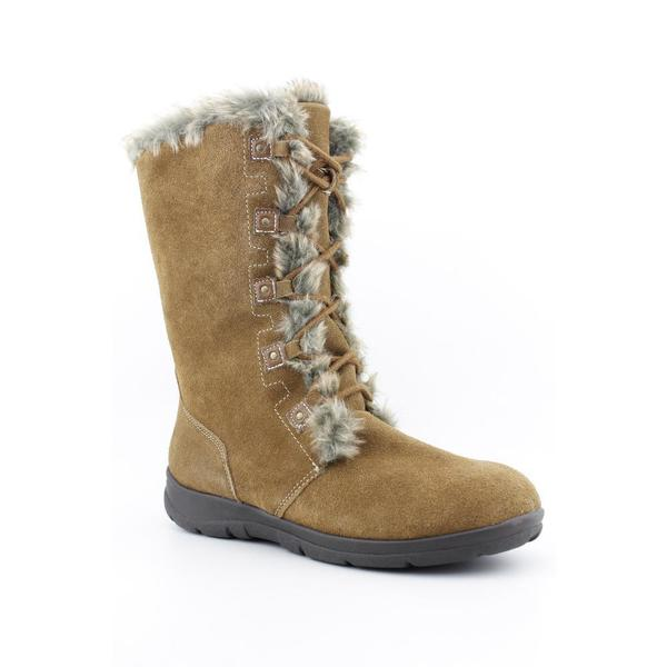 White Mountain Women's 'Toba' Regular Suede Boots (Size 8 )