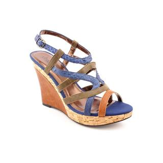 Charles By Charles David Women's 'Flurry' Leather Sandals (Size 8.5 )