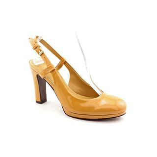 Lauren Ralph Lauren Women's '1058' Leather Dress Shoes (Size 7 )