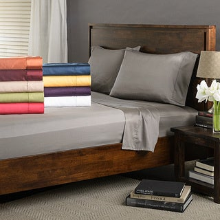 Pima Cotton Sheet Set or Pillowcase Separates