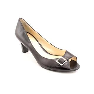 Lauren Ralph Lauren Women's 'Damaris' Leather Dress Shoes (Size 8.5 )