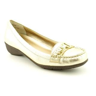 Lauren Ralph Lauren Women's 'Geanne' Leather Casual Shoes (Size 6 )