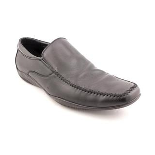 Perry Ellis Men's 'Cory' Leather Dress Shoes (Size 12 )