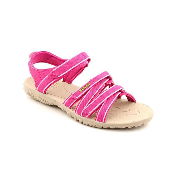 Teva Girl (Youth) 'Tirra' Synthetic Sandals