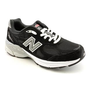 New Balance Women's 'W990v3 Heritage' Regular Suede Athletic Shoe - Wide (Size 9.5 )