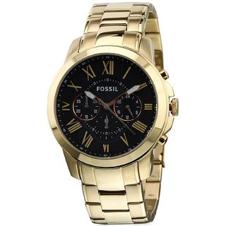 Fossil Men's FS4815 Grant Chronograph Watch