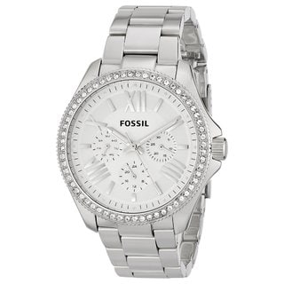 "Fossil Women's AM4481 ""Cecile"" Stainless Steel Watch"
