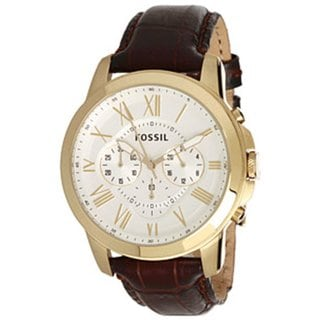 Fossil Men's Grant Chronograph Watch