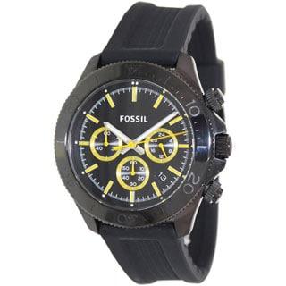 Fossil Men's CH2870 Retro Black Chronograph Watch