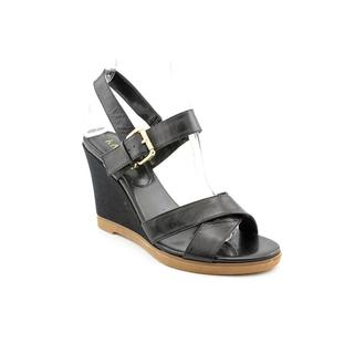 Lauren Ralph Lauren Women's 'Ianna' Leather Sandals (Size 8 )