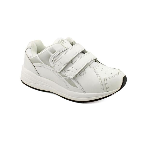 drew s motion velcro leather athletic shoe