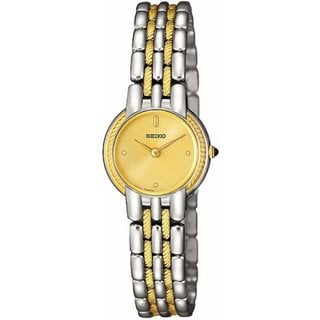 Seiko Women's Two-tone Stainless Steel Watch