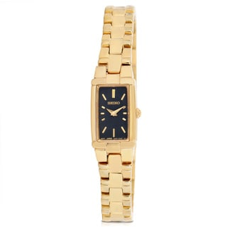 Seiko Women's Gold-Tone Watch