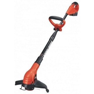 Black and Decker 18-volt Straight Shaft Cordless String Trimmer and Edger (Refurbished)