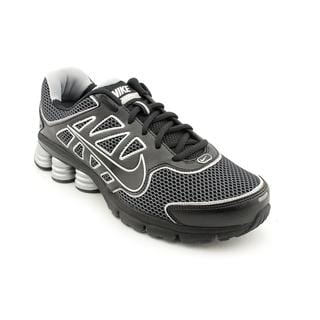 Nike Men's 'Shox Qualify+ 2' Mesh Athletic Shoe