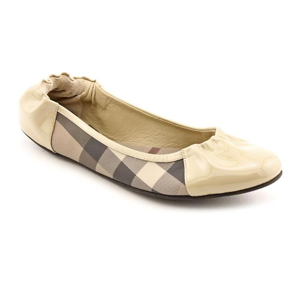 Burberry Women's '3692101' Leather Casual Shoes (Size 10 )